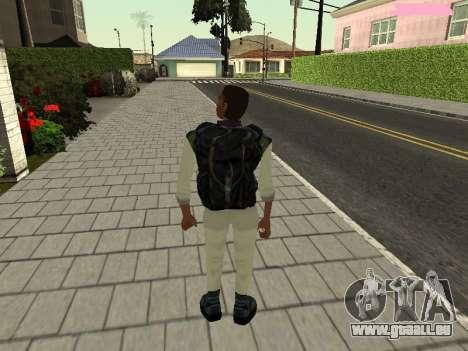 Lance Vance (Blackie) für GTA San Andreas dritten Screenshot