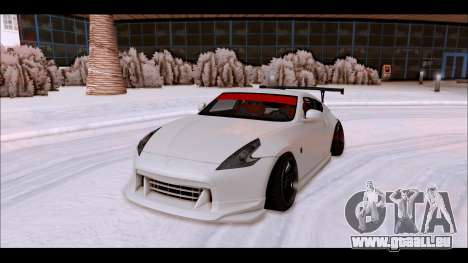 Nissan 370z Drift Edition für GTA San Andreas