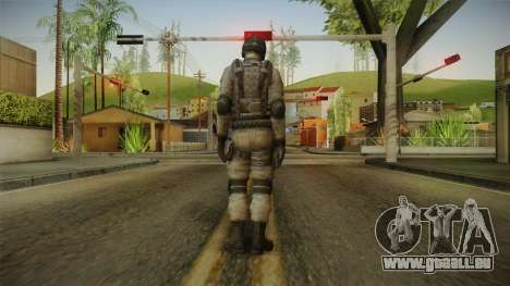 Resident Evil ORC - USS v2 für GTA San Andreas dritten Screenshot