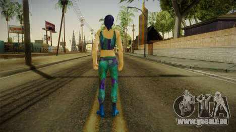 Vikki of Army Men: Serges Heroes 2 DC v2 für GTA San Andreas