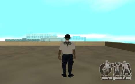 Varios Los Aztecas für GTA San Andreas dritten Screenshot