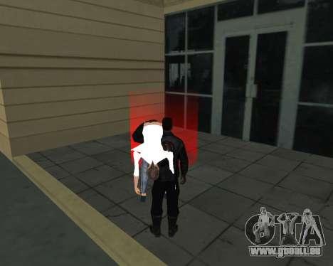 Pour transporter le cadavre de 2016 pour GTA San Andreas onzième écran
