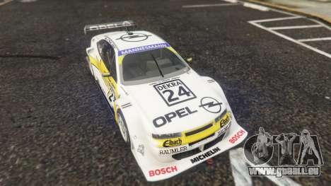 GTA 5 Opel Calibra DTM hinten rechts