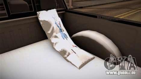 Ford Raptor pour GTA San Andreas vue de côté