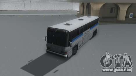 Coach Winter IVF für GTA San Andreas