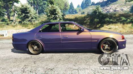 Toyota Chaser (JZX100) [add-on] pour GTA 5