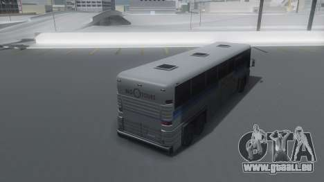 Coach Winter IVF für GTA San Andreas linke Ansicht