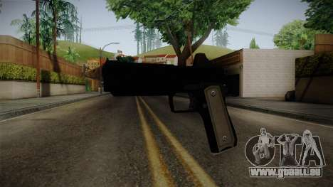 GTA 5 Heavy Pistol pour GTA San Andreas deuxième écran