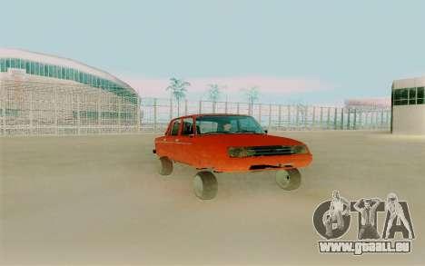 Phoenix ВАЗ 2106 pour GTA San Andreas
