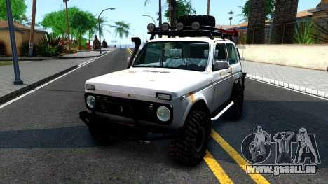 Lada Niva 4x4 Off Road pour GTA San Andreas