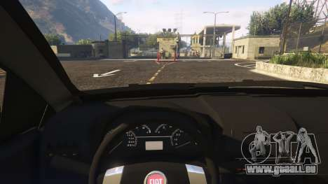 Fiat Bravo 2011 für GTA 5