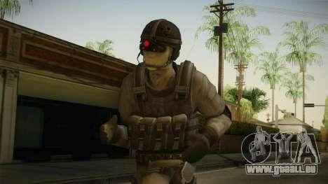Resident Evil ORC - USS v2 für GTA San Andreas
