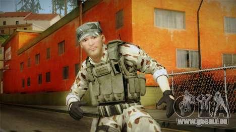 Resident Evil ORC Spec Ops v4 für GTA San Andreas