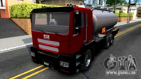 GTA V MTL Dune Oil Tanker pour GTA San Andreas