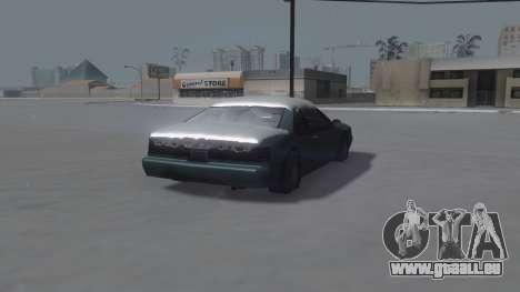 Fortune Winter IVF für GTA San Andreas rechten Ansicht