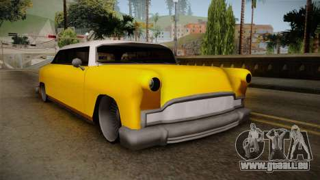 Custom Cab pour GTA San Andreas