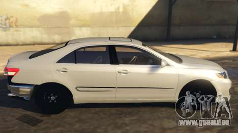GTA 5 Toyota Camry 2011 DoN DoN Edition linke Seitenansicht