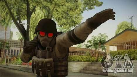 Resident Evil ORC - USS v3 pour GTA San Andreas