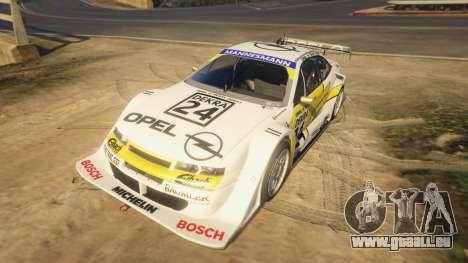 Opel Calibra DTM für GTA 5