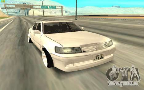 Toyota Celsior UCF10 pour GTA San Andreas