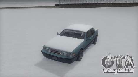 Bravura Winter IVF pour GTA San Andreas