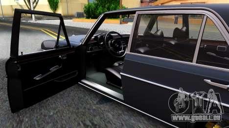 Mercedes-Benz 300SEL 6.3 für GTA San Andreas Seitenansicht