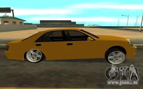 Crown S170 pour GTA San Andreas laissé vue