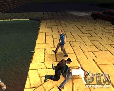 Pour transporter le cadavre de 2016 pour GTA San Andreas sixième écran