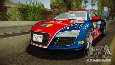 Audi R8 Coupe 4.2 FSI quattro EU-Spec 2008 YCH für GTA San Andreas