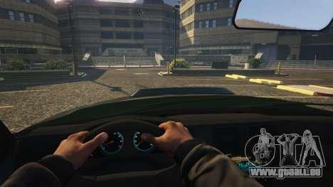 GTA 5 Chevrolet Blazer 4x4 hinten rechts