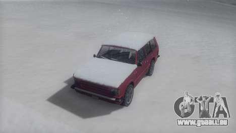 Huntley Winter IVF für GTA San Andreas rechten Ansicht