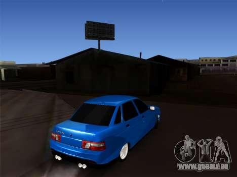VAZ 2110 BPAN für GTA San Andreas rechten Ansicht