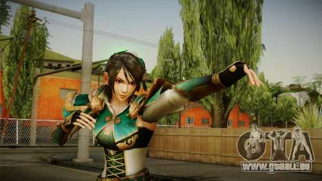 Dynasty Warriors 8 - Xing Cai pour GTA San Andreas