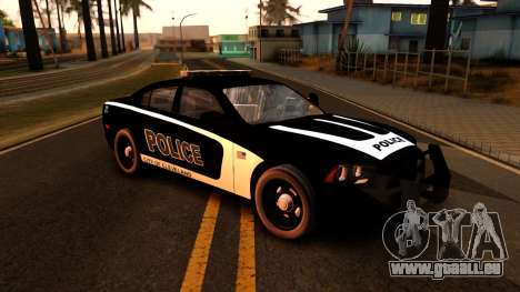 2014 Dodge Charger Cleveland TN Police für GTA San Andreas
