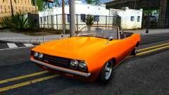 GTA V Declasse Vigero Retro Rim für GTA San Andreas