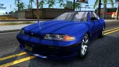GTA V Zirconium Stratum Sedan für GTA San Andreas