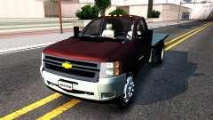 Chevrolet HD 3500 2013 pour GTA San Andreas