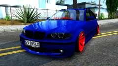 BMW E46 Touring Facelift pour GTA San Andreas