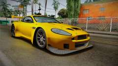 Aston Martin Racing DBRS9 GT3 2006 v1.0.6 Dirt
