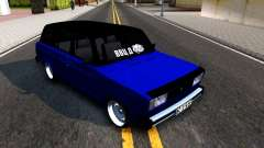Lada 2104 S Kombi pour GTA San Andreas