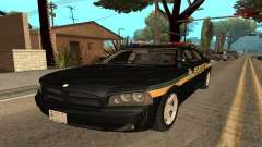 Dodge Charger County Sheriff