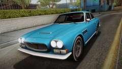 Maserati Serbin 4000 v0.1 (Beta) für GTA San Andreas