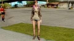 Resident Evil Revelations 2 - Moira Burton