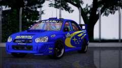 Subaru Impreza WRX STI WRC Rally 2005 pour GTA San Andreas