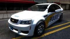 Chevy Caprice Metro Police 2013