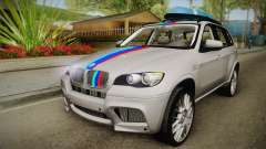 BMW X5M 2012 Special pour GTA San Andreas