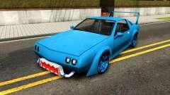 New Buffalo Custom pour GTA San Andreas