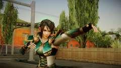 Dynasty Warriors 8 - Xing Cai