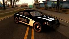 2014 Dodge Charger Cleveland TN Police pour GTA San Andreas