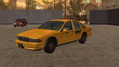 Chevrolet Caprice Taxi Kaufman